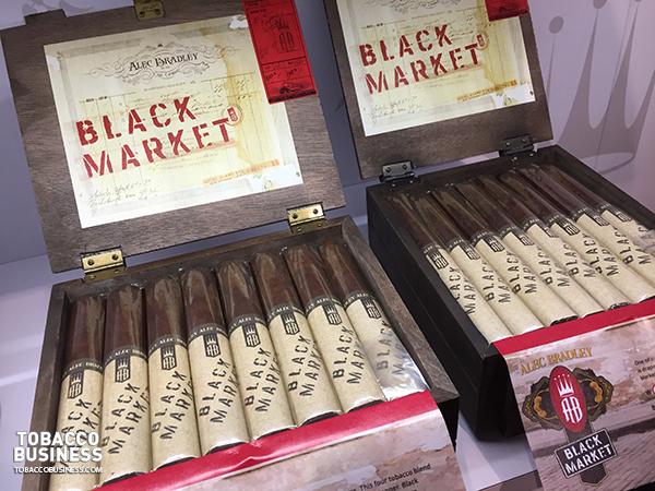 Alec Bradley Black Market IPCPR 2017
