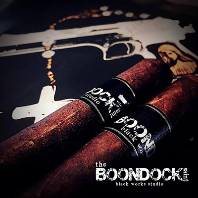 Black Works Studio Boondock Saint