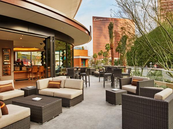 Davidoff Cigar Bar Las Vegas