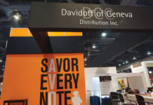 Davidoff Cigars IPCPR 2017