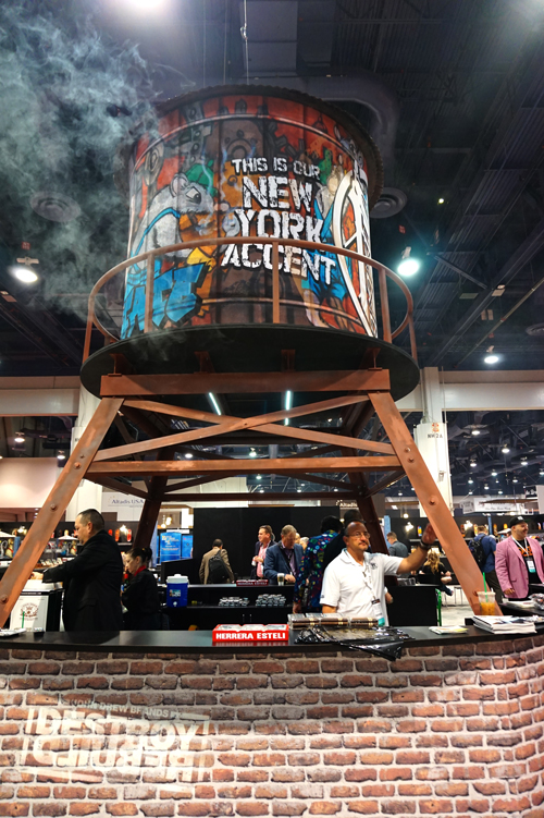 Drew Estate IPCPR 2017