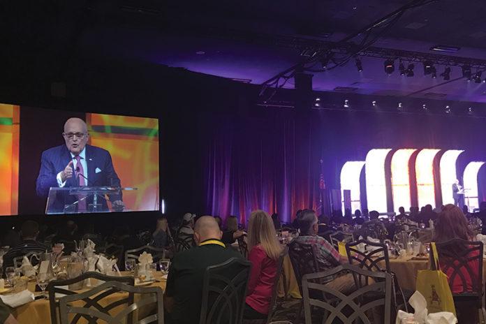Rudy Giuliani IPCPR Keynote Address