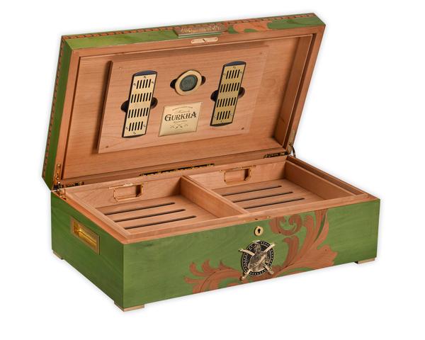 Gurkha Cigars Humidor
