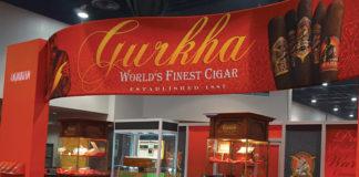 Gurkha Cigars IPCPR 2017