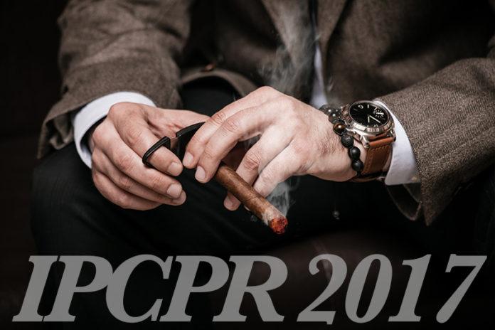 IPCPR 2017 Show Schedule
