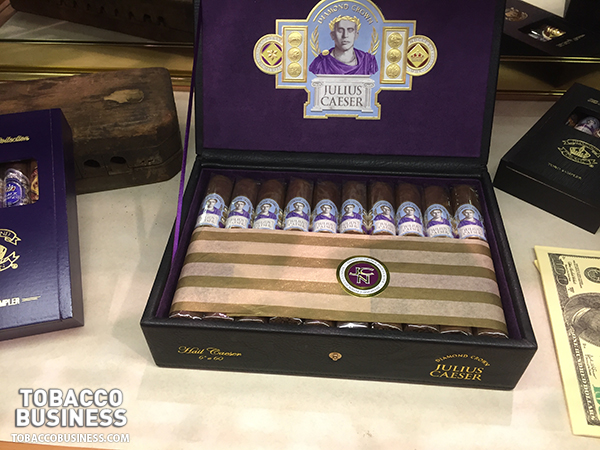J.C. Newman Cigar Company Julius Caesar