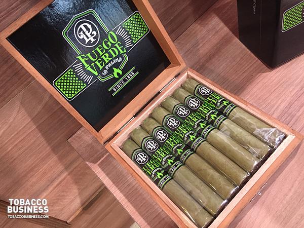 La Palina Cigars Fuego Verde