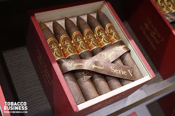 Oliva Cigar IPCPR 2017