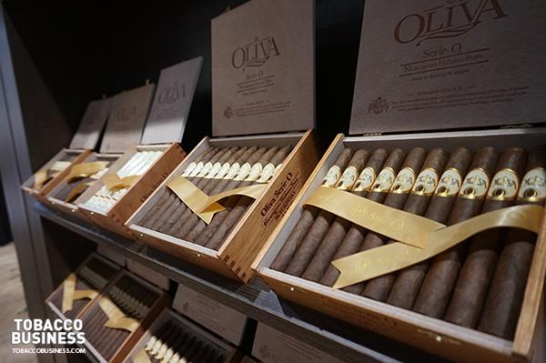 Oliva Cigar Company IPCPR 2017 Serie O