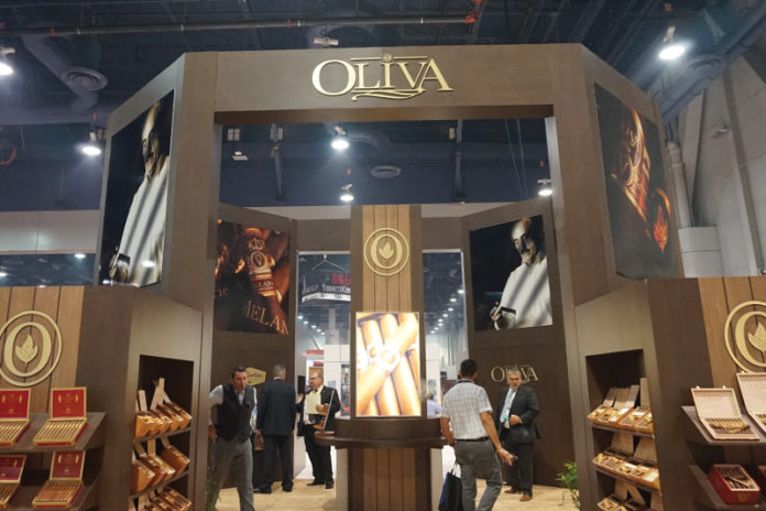 Oliva Cigar Co. IPCPR 2017