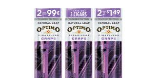 Optimo Grape Cigarillos