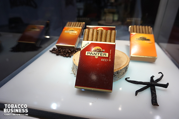 Royal Agio Cigars Panter IPCPR 2017