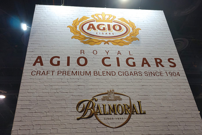 Royal Agio Cigars IPCPR 2017