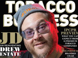 Tobacco Business feat. Jonathan Drew July/August 2017