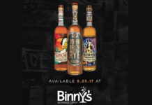John Drew Brands at Binnys Beverage Depot