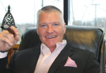 Kristoff Cigars President Glen Case