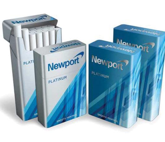 Newport Platinum RJ Reynolds