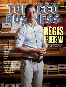 Tobacco Business September/October 2017 Issue