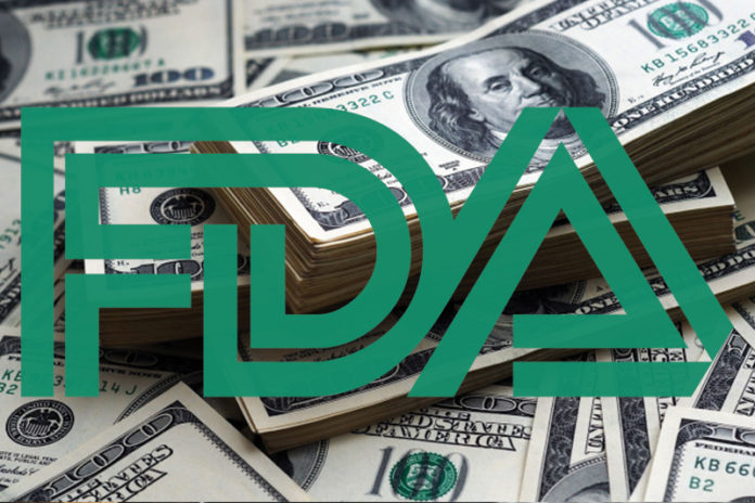 FDA Tobacco User Fee FY18