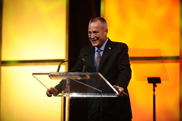 IPCPR President Ken Neumann