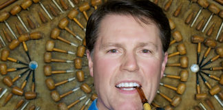 Phil Morgan, General Manager of Missouri Meerschaum