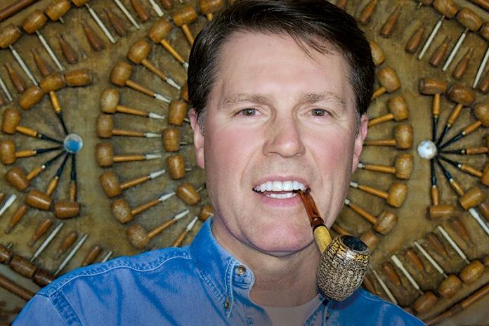 Phil Morgan, General Manager of Missouri Meerschaum