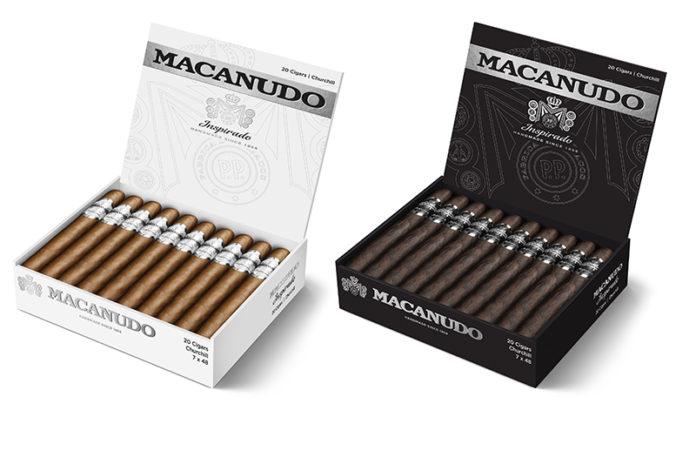 General Cigar Macanudo White and Black