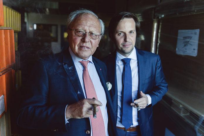 Frederik Vandermarliere, CEO of J. Cortès
