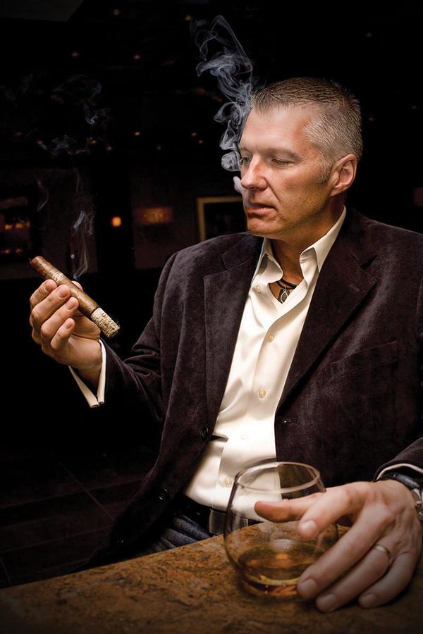 President Glen Case | Kristoff Cigars