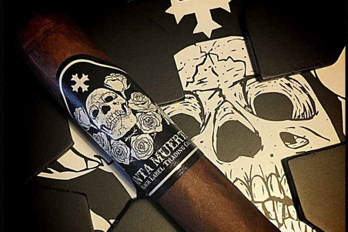 Santa Muerte 2018 from Black Label Trading Company