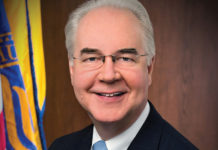 Tom Price Resigns as Secretary of Health and Human Services