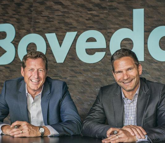 Tim Swail and Sean Knutsen, Boveda, Inc.