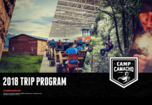 Camp Camacho by Camacho Cigars