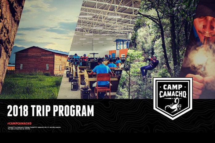 Camp Camacho by Camacho Cigars