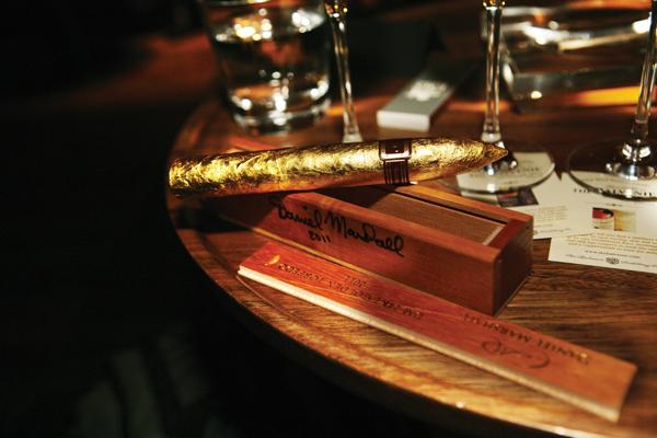 Daniel Marshall Golden Torpedo