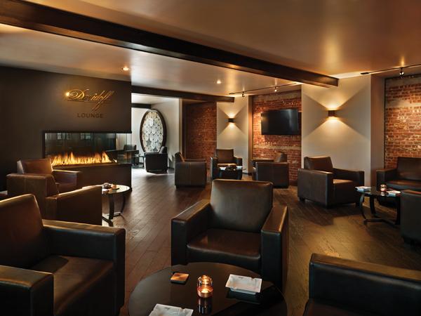 Tobacco Shop of Ridgewood Davidoff Lounge