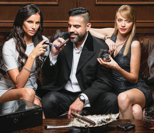 Gurkha Cigars Pairing Contest