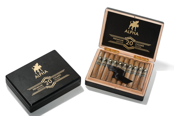 Alpha Cigar Company