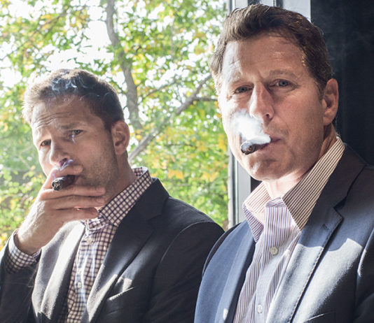 Tim Swail and Sean Knutsen of Boveda