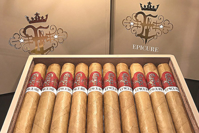 Crux Epicure by Crux Cigars