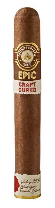 Montecristo Epic Craft Cured