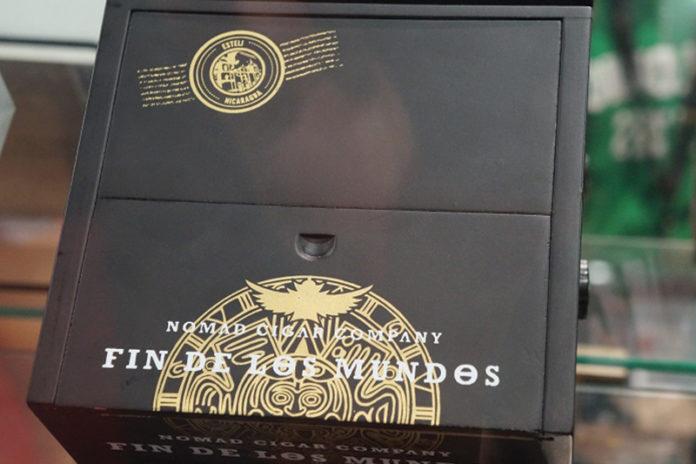 Nomad fin de los Mundos by Nomad Cigar Co.