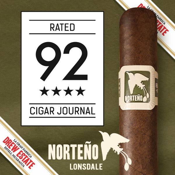 Norteno Drew Estate Rating Cigar Journal