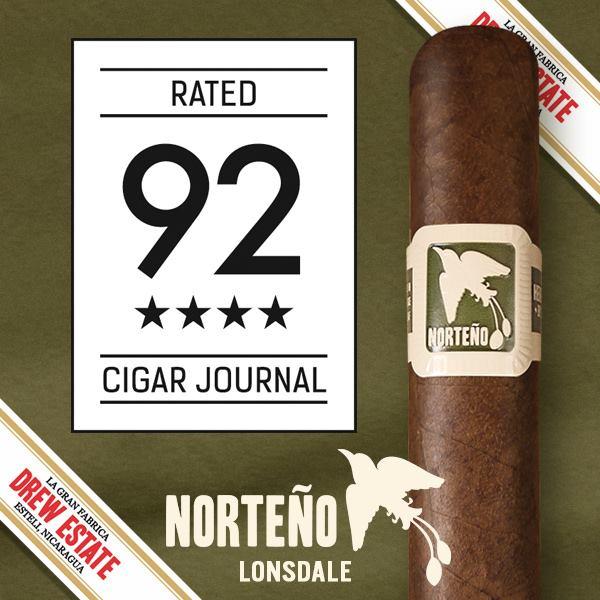 Norteno Drew Estate Rating Cigar Journal