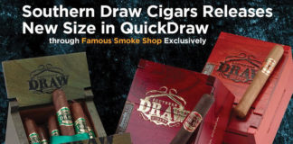 Southern Draw Cigars QuickDraw Corona Gorda