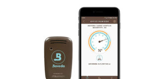 Boveda Smart Sensor