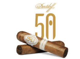 Davidoff Cigars Celebrates its 50th Anniversary