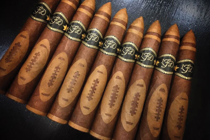 La Flor Dominicana Football Edition 2018 Heads to Minnesota Cigar Shops