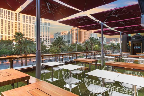 Beer Park by Budweiser in Las Vegas