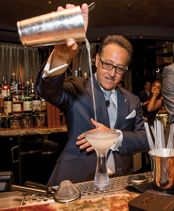 Salvatore Calabrese, owner of Bound in Las Vegas